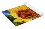 Color Me Happy Sunflower Yoga Mat