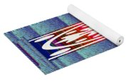 Colorful Abstract 13 Yoga Mat