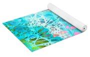 Colorful Art - Enchanting Spring - Sharon Cummings Yoga Mat