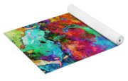 Colorful Life Yoga Mat