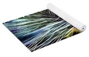 Colorful Lines Yoga Mat