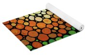 Colorful Mosaic Art - Blissful Yoga Mat