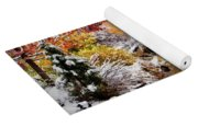 Colorful Pond Yoga Mat