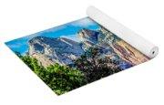 Colorful Zion Canyon National Park Utah Yoga Mat