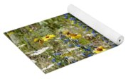 Colors Of Spring Yoga Mat