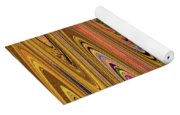 Columbia River Abstract #8045wpsws Yoga Mat