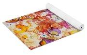 Confetti  Yoga Mat