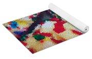 Cookies Mosaic Yoga Mat