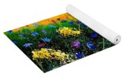 Cornflowers 680808 Yoga Mat