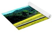 Country Field Yoga Mat
