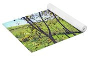Country Green Yoga Mat