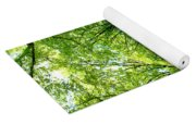 Country Lane Yoga Mat