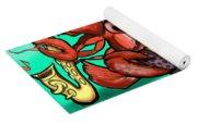 Crawfish Band Yoga Mat