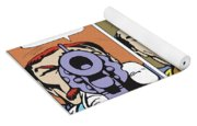 Crawl Beg Pray Yoga Mat