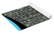 Crystal Ice Yoga Mat