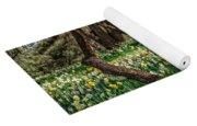 Daffodil Hill Gardens Yoga Mat