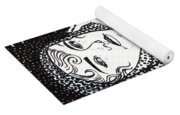 Dahlia Yoga Mat