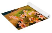 Daisies In The Sun Yoga Mat