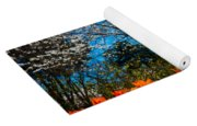 Dallas Arboretum Tulips And Cherries Yoga Mat