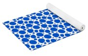 Dalmatian Pattern With A White Background 18-p0173 Yoga Mat