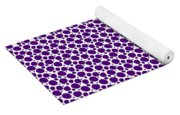 Dalmatian Pattern With A White Background 30-p0173 Yoga Mat