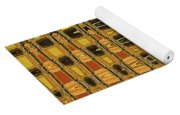 Dead Tree Abstract Yoga Mat