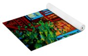 Debullion Street Neighbors Yoga Mat