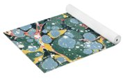 Decorative Endpaper Yoga Mat