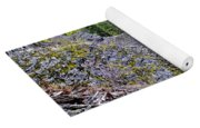Deep Creek Rocks Yoga Mat