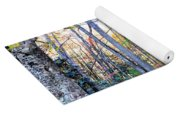 Deep In The Forest Yoga Mat