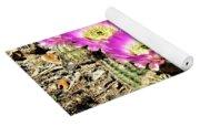Desert Blossom Yoga Mat