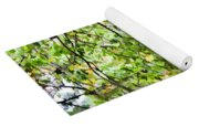 Detailed Tree Branches 4 Yoga Mat