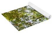 Detailed Tree Branches 5 Yoga Mat