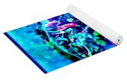 Different View Of Topgraphy Yoga Mat