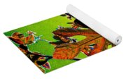 Figtree Leaves 4 Yoga Mat