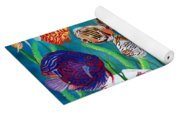 Discus Fantasy Yoga Mat