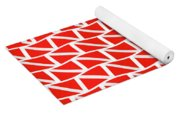 Diver Down Flag Yoga Mat