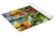 Divine Blooms-21061 Yoga Mat