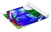 Dizzy Dragon Ride 1 Yoga Mat
