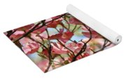 Dogwood Flowering Trees Pink Dogwood Flowers Baslee Troutman Yoga Mat
