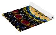 Dotted Wishes No. 6 Mandala Yoga Mat