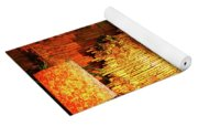 Down In The Jungle Room Yoga Mat
