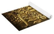 Dragon Pattern Yoga Mat