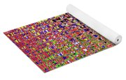 Drawing Color Abstract#5335wctw Yoga Mat