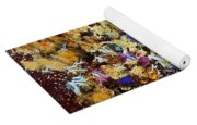 Dried Flowers  Yoga Mat