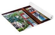 Driver St. Charles Trolley New Orleans Yoga Mat