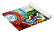 Earths Tears Yoga Mat
