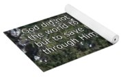 Easter Thoughts Yoga Mat