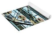 El Circulo De Cielo Ferris Wheel Yoga Mat