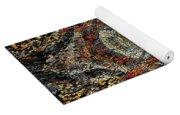 Embellished Texture Yoga Mat